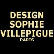 Catalog design sophie villepigue logo