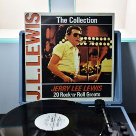 Виниловая пластинка «The collection: 20 Rock`n`Roll Greats» Jerry Lee Lewis