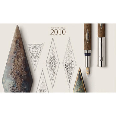 Перьевая ручка «Pen of The Year 2010» от Faber-Castell