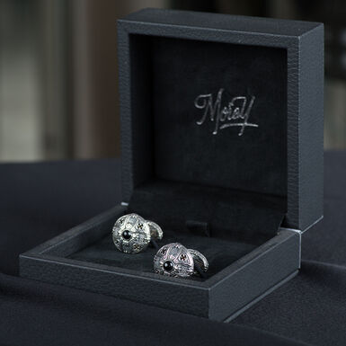 Cufflinks «Gothic classic» by Moray